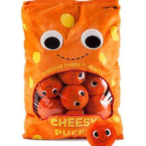 Cheesy Puffs Plushies