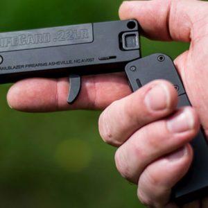 Credit Card Sized Hand Gun