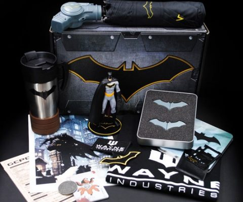DC Entertainment Subscription Box