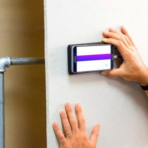 DIY Smartphone Stud Finder