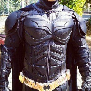 Dark Knight Rises Batsuit