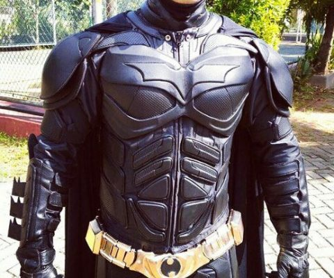 Dark Knight Rises Batsuit