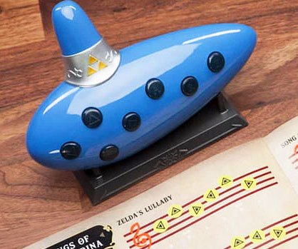 Electronic Ocarina Of Time
