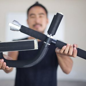 Foldable Travel-Friendly Pull-Up Bar