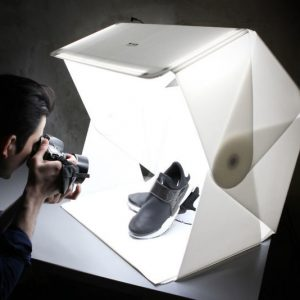 Folding All-In-One Portable Photo Studio