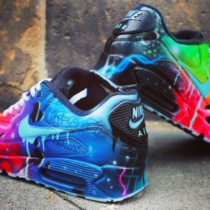 Galaxy Styled Nike Air Max 90
