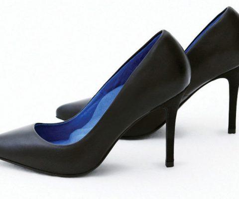 High Heels That Feel Like Sneakers