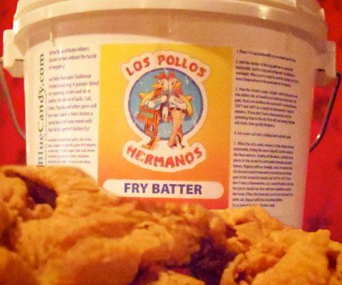 Los Pollos Hermanos Fry Batter