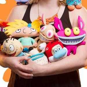 Nickelodeon 90s Plushies