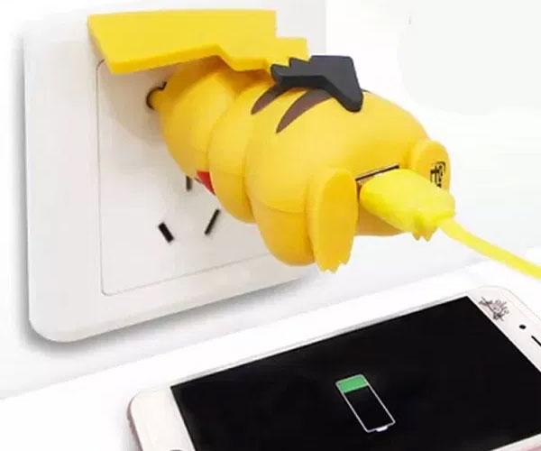 Pikachu Butt Plug Phone Charger Interwebs