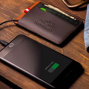 Volterman Smart Powerbank Wallet