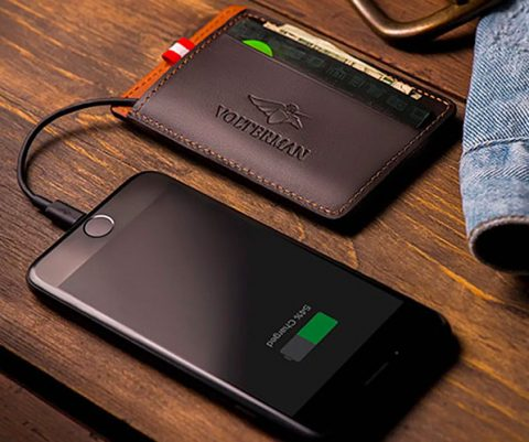 Volterman Smart Powerbank Wallet
