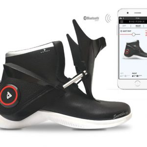World's First Smart Shoe