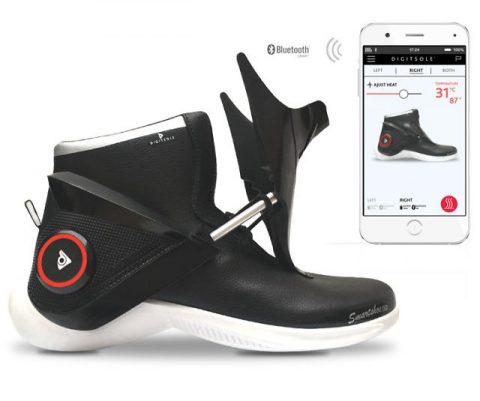 World's First Smart Shoe