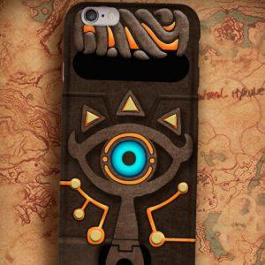 Zelda Sheikah Slate Phone Case