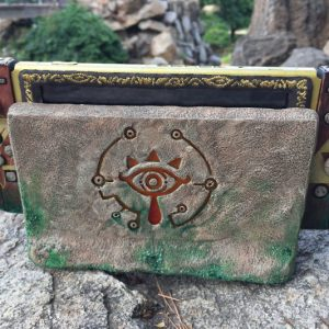 Zelda Themed Nintendo Switch