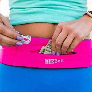 Zippered Workout Belt
