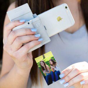 iPhone Instant Photo Printer