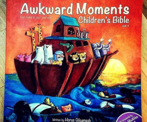 Awkward Moments Children's Bible