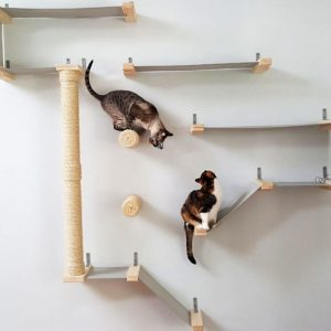 Cat Hammock Activity Center
