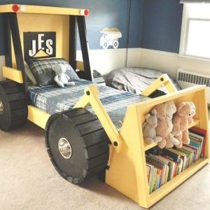 Construction Truck Bed Plans