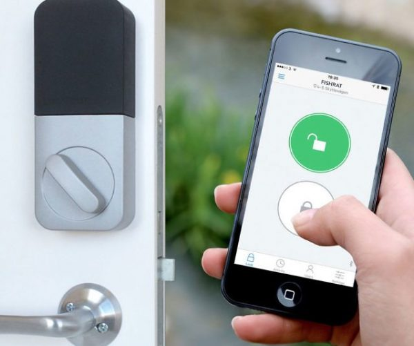 Lockitron Alexa Enabled Smart Lock