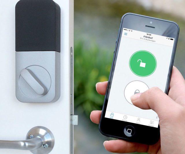 Lockitron Alexa Enabled Smart Lock