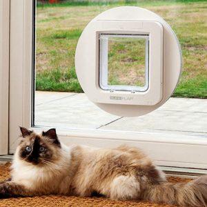 Microchip Pet Door