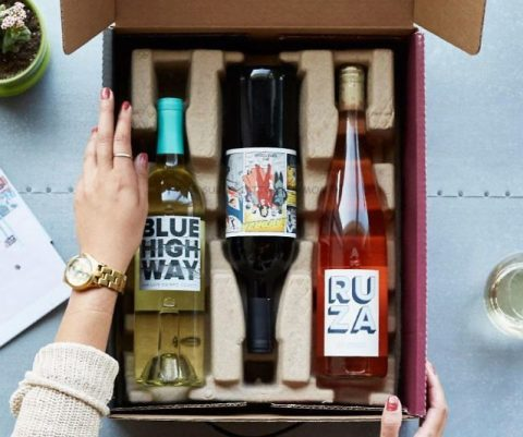 Monthly Wine Club Subscription Box