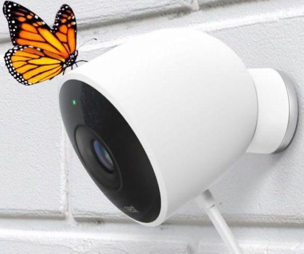 Nest Cam Outdoor Security Camera
