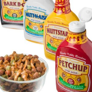 Nutritional Dog Condiments