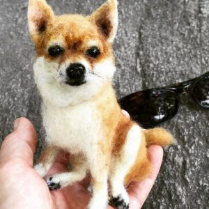 Personalized Needle Felted Pets