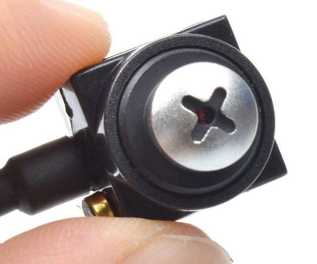 Pinhole Micro Spy Camera