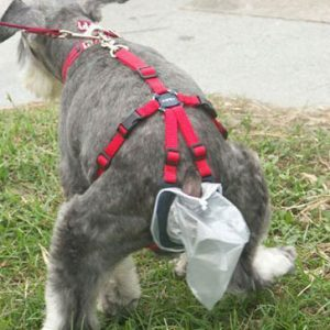 Poop Collecting Dog Harness
