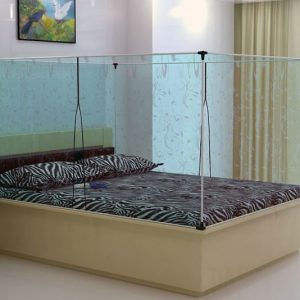 Solar Powered Air Conditioned Bed