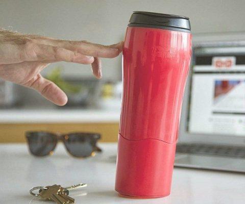 Spillproof Travel Mug