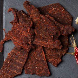 Sweet & Hot Beef Jerky