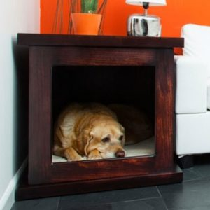 The Smart Anti-Anxiety Dog Crate