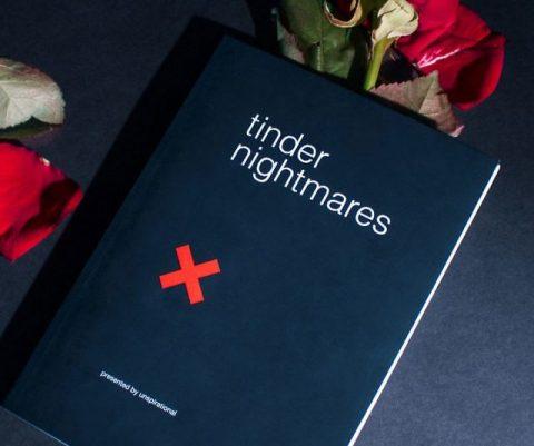 Tinder Nightmares Book