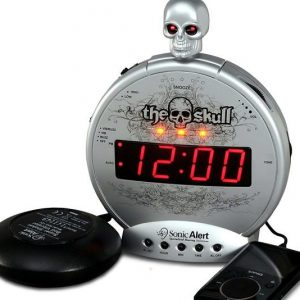 Ultra Loud Alarm Clock And Bed Shaker