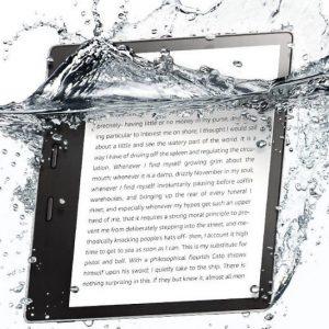 Amazon Oasis Waterproof Kindle