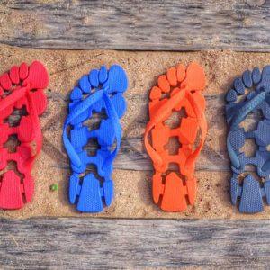 Beach Performance Flip Flops