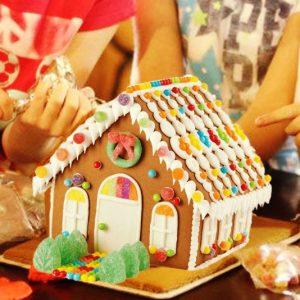 DIY Gingerbread House Kit