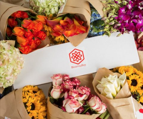 Flowers Of The Month Subscription Box