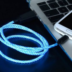 LED Charging Data Cable