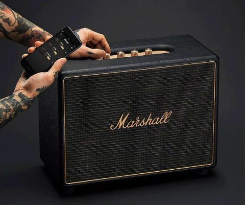 Marshall Multi-Room WiFi Speakers