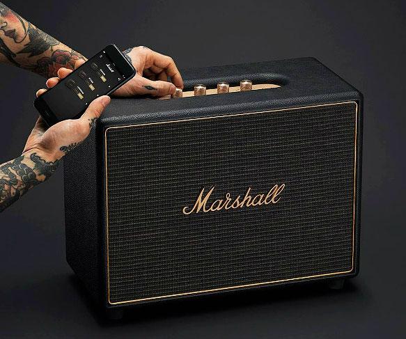 Marshall Multi-Room WiFi Speakers