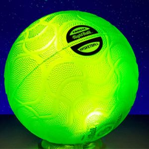 Motion Activated Light Up Basketball