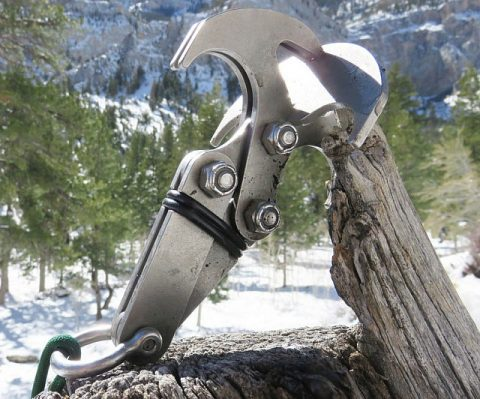 Multifunctional Grappling Hook And Claw