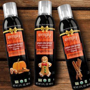Spray-On Pumpkin Spice